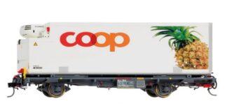 Coop Containerwagen